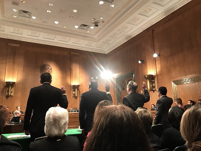 NCUA nominees swearing in