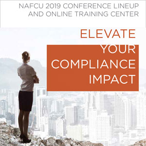 NAFCU 2019 Compliance Conference and Online Training Brochure