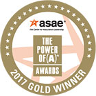 ASAE Power of A Award