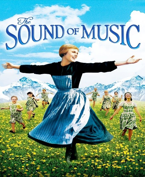 Cover of the musical/film The Sound of Music