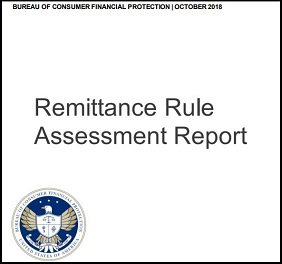 BCFP's remittance report