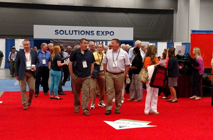 Solutions Expo at the NAFCU 48th Annual Conference