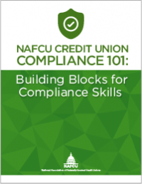 Credit Union Compliance 101 manual