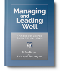 Managing and Leading Well