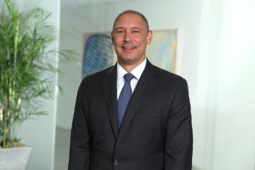 Sergio F. Oehninger, Partner, Hunton Andrews Kurth LLP